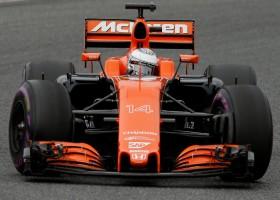 Fernando Alonso snelste in Q1