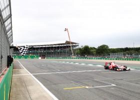 Leclerc pakt andermaal de zege in de Formule 2