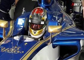 Sauber met updates naar Hongarije