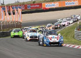 Van der Zande en Gounon winnen op Zandvoort, race 2 prooi voor Audi