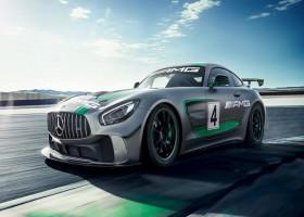 Mercedes toont nieuwe GT4
