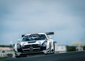 Daan Meijer met krachtige Mercedes SLS naar Gamma Racing Day