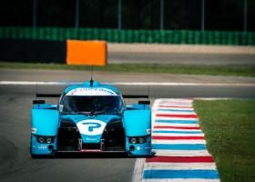 Racewagen op waterstof neemt het dit weekend op tegen reguliere racewagens