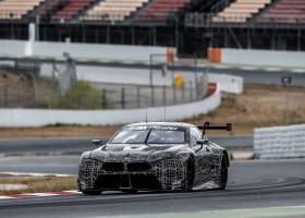 Catsburg voelt nieuwe BMW M8 GTE aan de tand