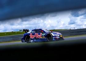 Audi-coureur Mattias Ekström begint Zandvoort-weekend als leider in het DTM-kampioenschap