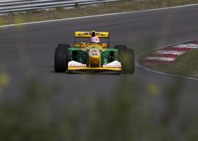 Prachtige F1-bolides naar Historic GP Zandvoort