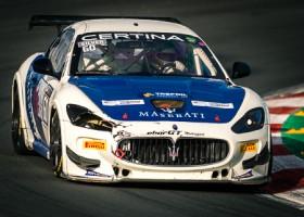 Chaos in GT4-race, Masserati als eerste over de finish