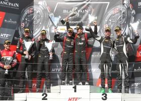 Vanthoor en Fässler winnen ook hoofdrace, Nederlands succes in Hongarije