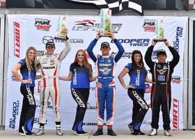 Winst en vice-kampioenschap voor Rinus van Kalmthout in de VS