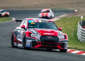 Doek valt voor TCR Benelux kampioenschap