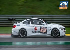 Van den Munckhof en Zumbrink met nieuwe BMW op Spa