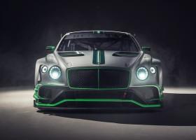 Bentley stelt nieuwe Continental GT3 voor