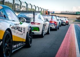 Porsche GT3 Cup Challenge Benelux presenteert kalender 2018