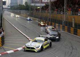 Mortara wint in Macau, Robin Frijns sterk naar tweede plek