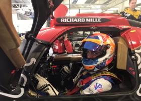 Van Kalmthout tevreden na test met LMP2-bolide