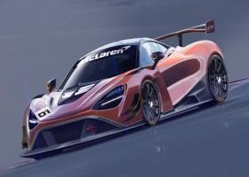 McLaren toont nieuwe 720S GT3