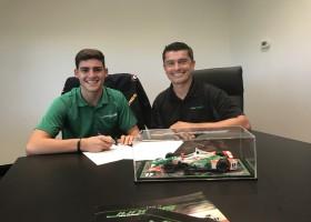 Van Kalmthout naar Pro Mazda Championship in de VS