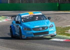 Volvo werkt aan TCR model