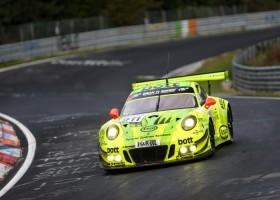 24 uur van de Nürburgring van groot belang voor Porsche