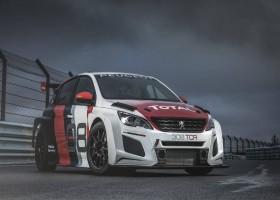 Peugeot presenteert vernieuwde 308 TCR