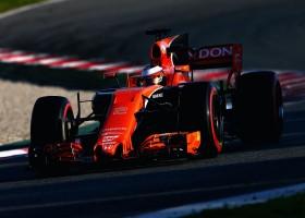 McLaren begint zonder titelsponsor aan seizoen