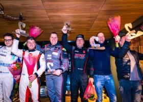 Febo Racing pakt dubbelzege in de Nieuwjaarsrace