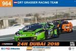 Lamborghini verzekert zich van pole in Dubai, Bleekemolen en Buurman dichtbij