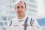 Kubica reservecoureur bij Williams F1 Team