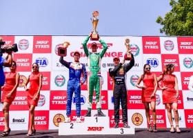 Rinus van Kalmthout sluit MRF Challenge af met overwinning, podium en derde plaats in kampioenschap