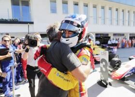 Alesi blijft bij Trident en Ferrari Academy
