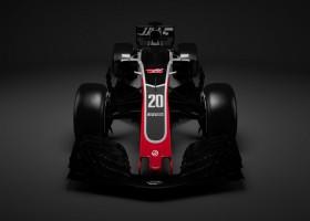 Haas trekt doek van nieuwe VF-18
