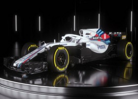 Williams toont FW41