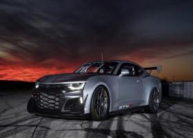Braams en Huisman met nieuwe Camaro naar GT4 European Series