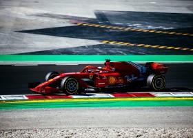 Vettel rijdt snelste tijd ooit op Barcelona
