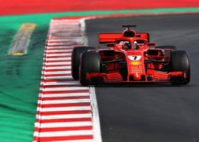 Räikkönen snelste op slotdag wintertest