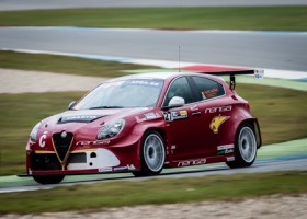 Giovanardi met Alfa naar WTCR
