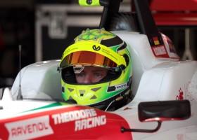 Mick Schumacher de snelste in Budapest