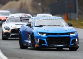Beelen en Nathan met potente Camaro naar GT4 European Series