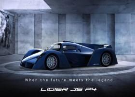 Ligier bouwt nieuw prototype