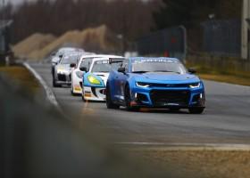 De GT4 European Series start met 44 bolides, veel Nederlandse inbreng