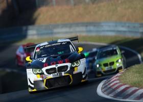 Rowe BMW M6 GT3 pakt zege op Nordschleife