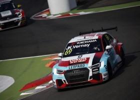 Vernay wint, Tarquini pakt zege in race 3