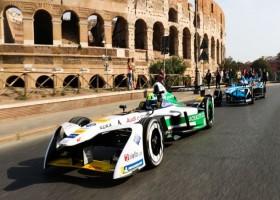Formule E maakt zich op voor debuut in Rome
