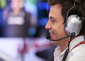 Wolff hoopt dit weekend op race 'waardig aan Mercedes'