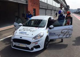 V-Max Racing organiseert nu ook Ford Fiesta Sprint Cup België