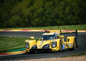 Racing Team Nederland met LMP2-bolide in actie op Zandvoort