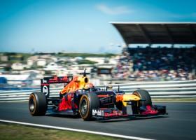 Drie Formule 1-bolides verzorgen dit weekend demonstraties op Circuit Zandvoort