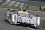 Audi pakt eerste pole met hybride, Toyota snel