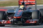 Hamilton en McLaren dicht bij nieuwe overeenkomst