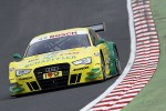 Tomczyk verliest pole aan Rockenfeller, BMW te licht